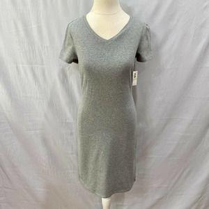 OLD NAVY Dress V-Neck Pullover T-shirt StretchKnit